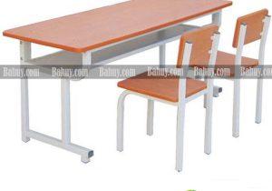 Một số mẫu bàn ghế phù hợp cho các trường học, trung tâm