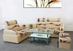 Có nên tận dụng các sofa da cho phòng khách