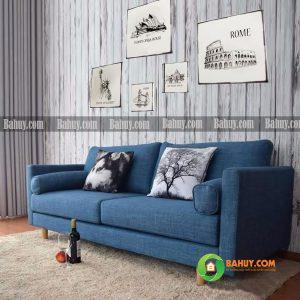 Sofa băng nỉ 1m8 tháo giặt SFB-N-27-04