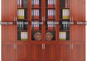 Bật mí các mẫu tủ tài liệu dành văn phòng Hot nhất của nội thất Ba Huy