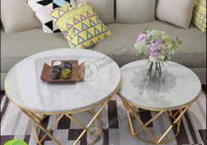 Thu hút mọi ánh nhìn với sự kết hợp sofa và bàn trà cặp