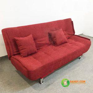 Sofa Bed màu hồng SFG-03