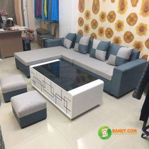 Sofa nỉ SFL-N-14