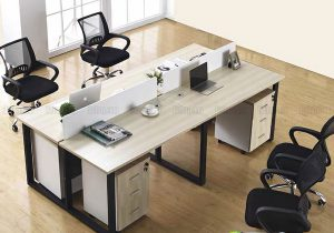 Cách phối hợp bàn ghế làm việc để tạo sự tiện ích nhất