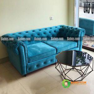 Sofa tân cổ điển 1m8 SFB-N-02