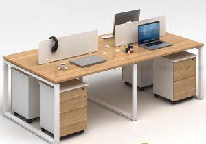 Chọn cụm bàn làm việc sao cho phù hợp với không gian văn phòng