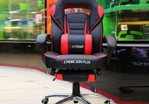 Sự tiện lợi của dòng ghế game Zero Plus có đệm gác chân