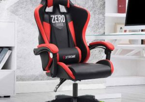 Thiết kế đột phá của dòng ghế game Extreme Zero V1 của Ba Huy