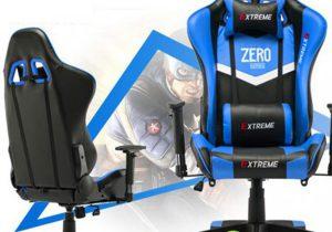 Ưu điểm vượt trội của các ghế game dòng Extreme Zero