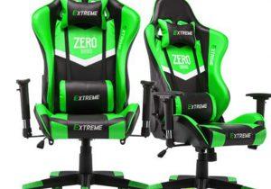 Extreme Zero – Dòng ghế đẳng cấp dành cho các game thủ