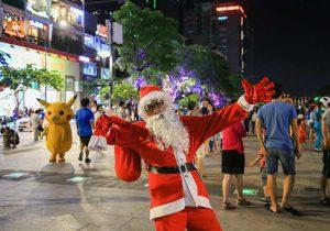 Bật mí những địa điểm vui chơi Noel tại Hà Nội bạn không nên bỏ lỡ