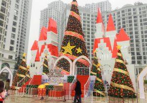 Những địa điểm vui chơi Giáng Sinh dành cho gia đình