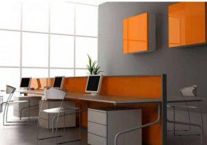 Thiết kế nội thất văn phòng làm việc với đơn vị uy tín – Nội thất 4 Mùa