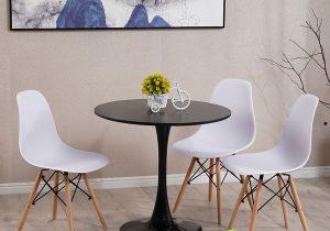 Bàn ghế café cho phòng ăn ấm cúng và nhẹ nhàng