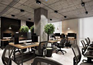 Decofuni cái tên sáng giá trong thiết kế nội thất văn phòng