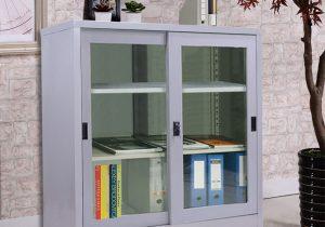 Có nên lựa chọn tủ tài liệu sắt thấp cho văn phòng?